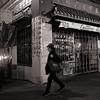 Walking Past, Eastern Bakery - San Francisco, California