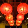 Lanterns in Formation, Panda Express - Austin, Texas