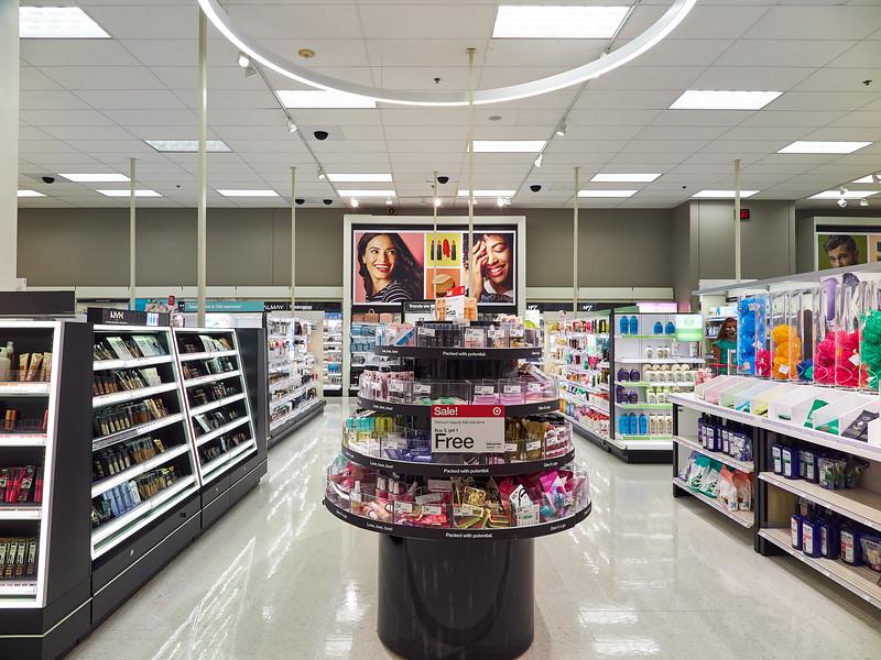 Shiny Cosmetics, Target - Austin, Texas
