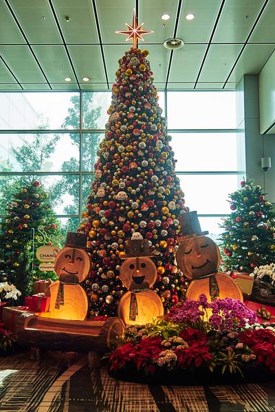 Christmas Tree, Changi Airport - Singapore