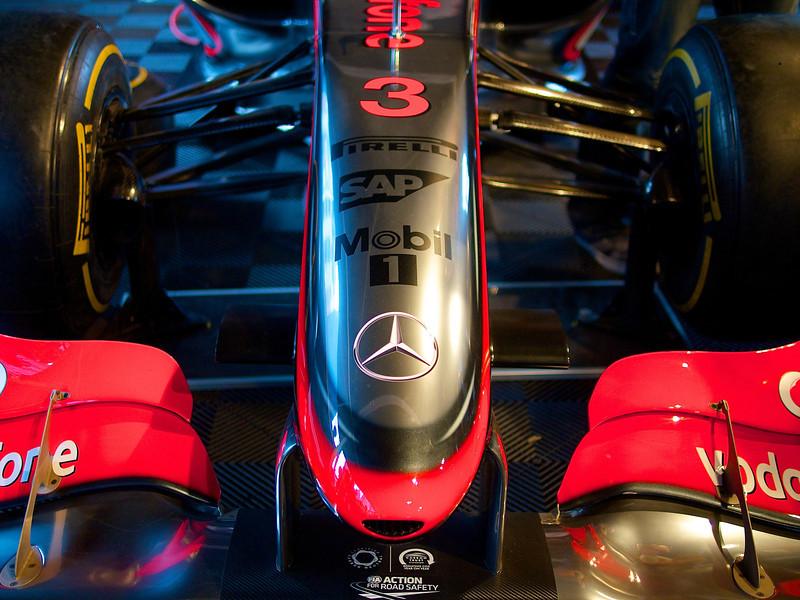 F1 Mercedes, Austin Fan Fest 2012 - Austin, Texas