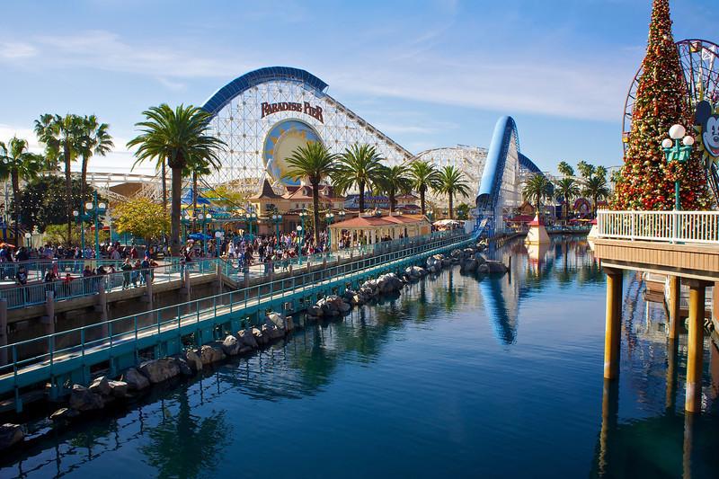 California Screamin', Disney's California Adventure - Anaheim, California