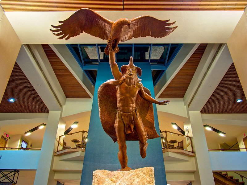 Dream of Flight, Albuquerque International Sunport - Albuquerque, New Mexico
