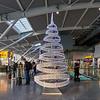 Christmas Tree, Heathrow Airport - Longford, United Kingdom