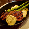 New York Strip, Cypress Hotel - Cupertino, California