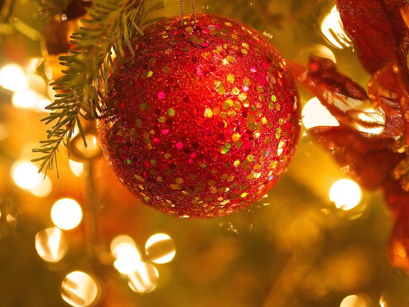 2011 Driskill Christmas Tree Details #4 - Austin, Texas