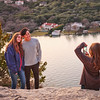 A Scene from Mount Bonnell - Austin, Texas