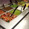 Salsa Bar, Taco Cabana - Austin, Texas