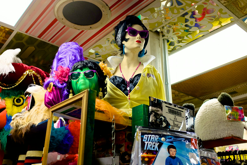 Alter Egos, Lucy in Disguise with Diamonds - Austin, Texas