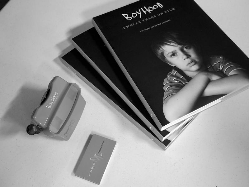 Boyhood Book - Austin, Texas