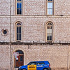 A Blue Yellow Cab - Austin, Texas