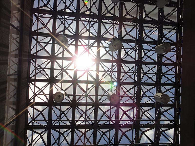 Skylight Grid - Honolulu Airport, Honolulu, Hawaii