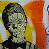 Observations at the graffiti wall #5 - Austin, Texas