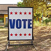 Early Voting - Austin, Texas