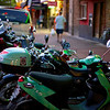 Scooters and Bikes, 6th Street - Austin, Texas