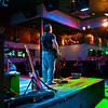 Bar Performance, 6th Street - Austin, Texas