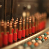 Old Switchboard Bokeh, Gunther Hotel - San Antonio, Texas