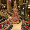 Christmas Tree, Fullerton Hotel - Singapore