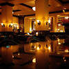 Golden Reflections, Maggiano's Little Italy - San Jose, California