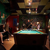 Billiards at Lovejoys - Austin, Texas