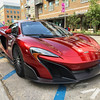 McLaren, The Domain Northside - Austin, Texas