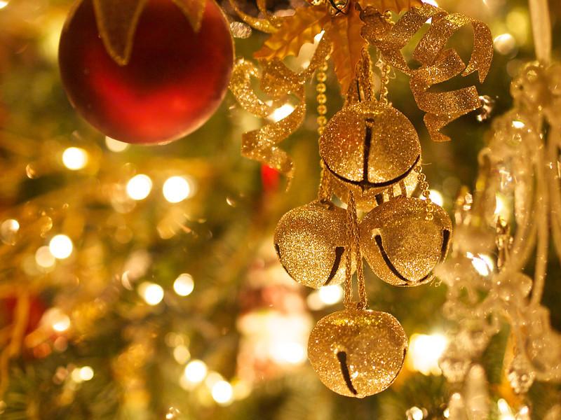 2011 Driskill Christmas Tree Details #1 - Austin, Texas