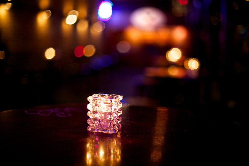 Lone Candle, Bat Bar - Austin, Texas
