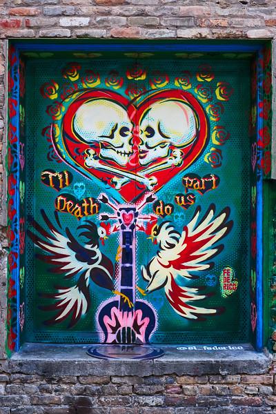 Mexic-Arte Mural - Austin, Texas (Fuji X-T10)