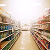 Sunshine and Target Personal Care Aisle - Austin, Texas
