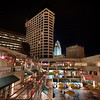 Little Tokyo and City Hall, Downtown - Los Angeles, California