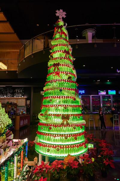 Christmas Tree, Aloft Hotel - Bangalore, India