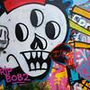Observations at the graffiti wall #8 - Austin, Texas