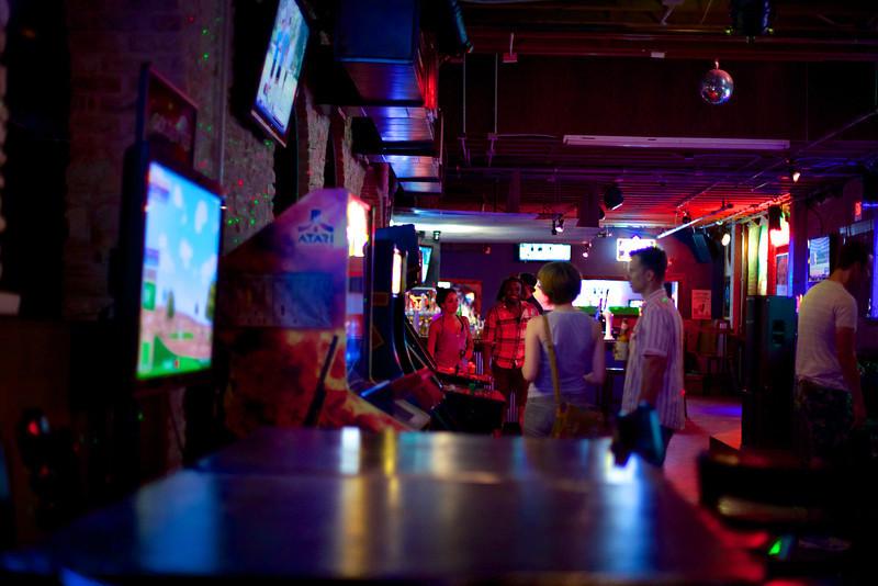 Last remnants of video games - Austin, Texas