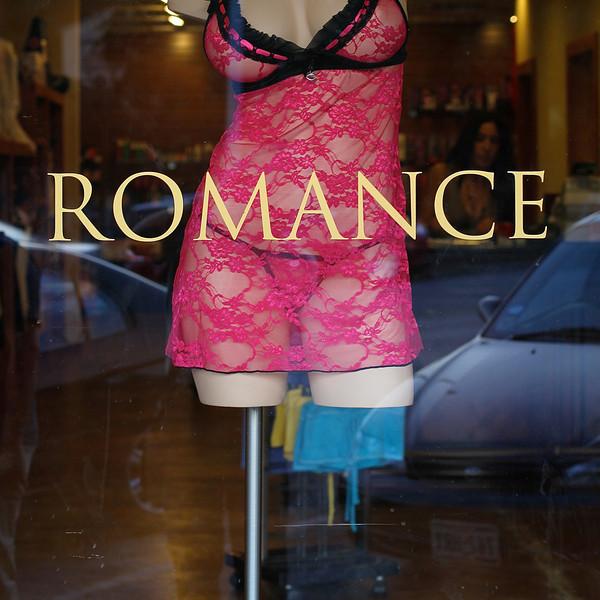 Romance, Tabu Lingerie - Austin, Texas