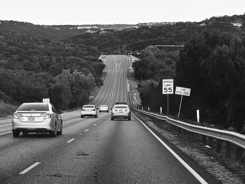 Steep Hill, FM 2222 - Austin, Texas