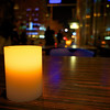 Candle with Bokeh - Austin, Texas