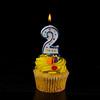 Birthday Cupcake, mostlyfotos 2nd Anniversary - Austin, Texas