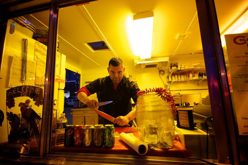 Chef at Colibri Cuisine Food Truck, Downtown - Austin, Texas