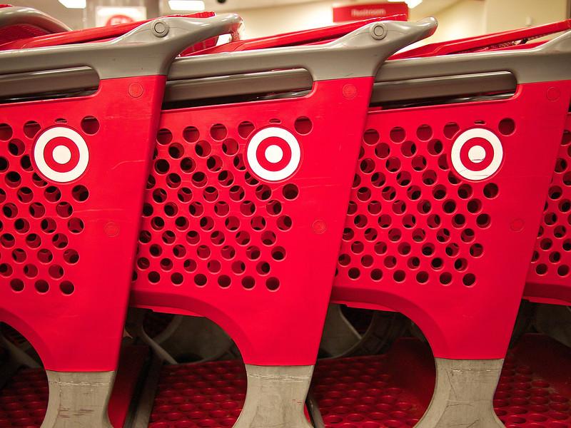 Bullseye Carts, Target Store - Austin, Texas