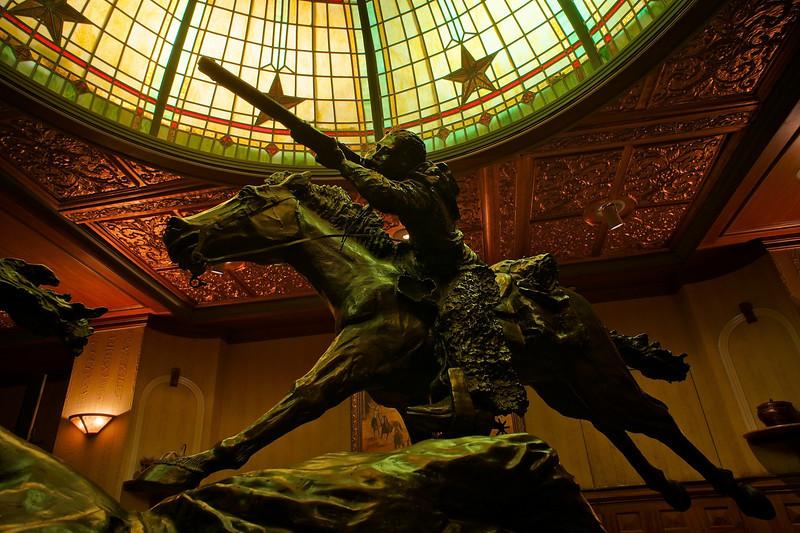 Driskill Statue - Austin, Texas