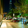 Congress Avenue and the Austonian - Austin, Texas