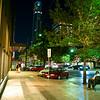 Congress Avenue and the Austonian - Austin, Texas
