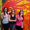 Observations at the graffiti wall #1 - Austin, Texas