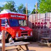 Hot Mess Truck, Scoot Inn - Austin, Texas