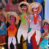 Puppets at El Mercado - San Antonio, Texas
