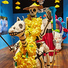 Mojigangas Compressed, Mexic-Arte Museum - Austin, Texas