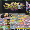Observations at the graffiti wall #11 - Austin, Texas