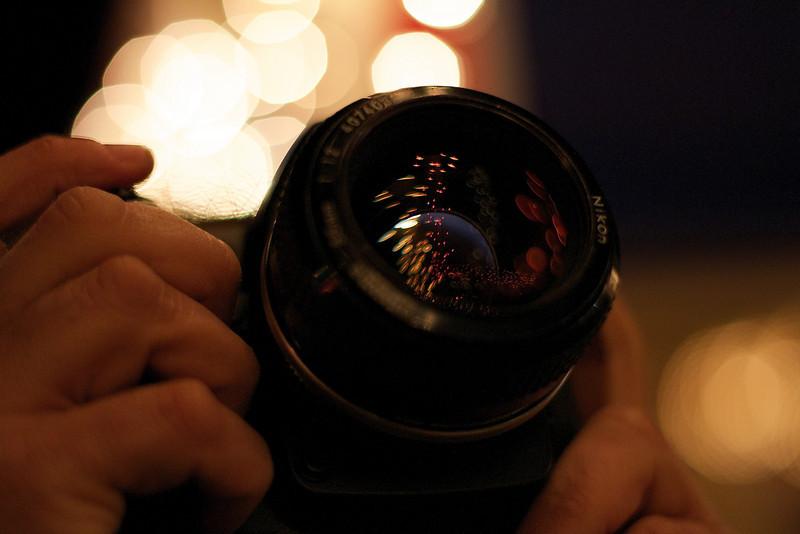 Nikon Bokeh - Austin, Texas