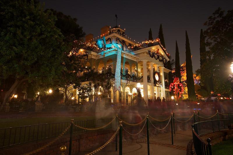 Haunted Mansion, Disneyland - Anaheim, California