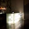 Glowing Counter, Hard Rock Hotel - San Diego, California